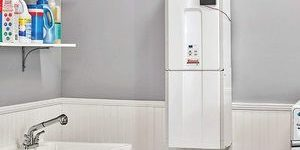 2. Rinnai V65IN Tankless Water Heater, Large