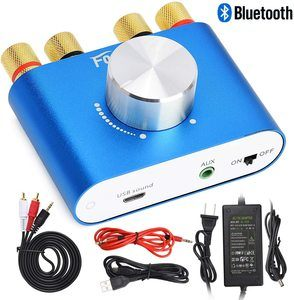 3. F900 Mini Bluetooth Power Amplifier