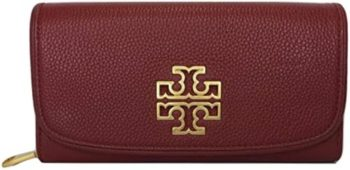 3. Tory Burch Duo Envelope Continental Wallet