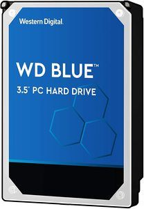 3. Western Digital WD Blue 4TB PC Hard Drive