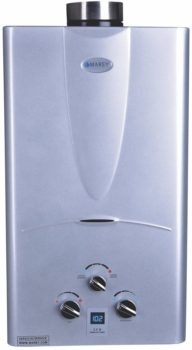 4. Marey Power Gas 5L Natural Gas Tankless Water Heater