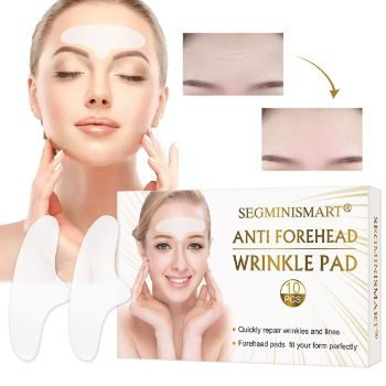 #4. SEGMINISMART Forehead Wrinkle Patches