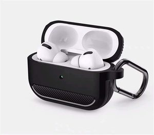 5. MioHHR Airpods Pro Case with Keychain