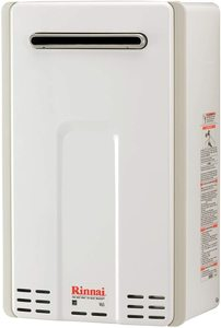 5. Rinnai V65EP Tankless Water Heater, Large