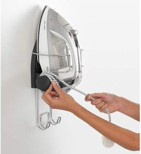 6. Brabantia Rest and Hanging Ironing Board Holder