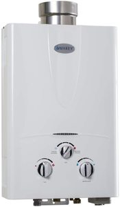 6. Marey GA10LP Power 10L Tankless Water Heater