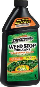6. Spectracide 95702 Weed Stop for Lawns Plus Crabgrass Killer Concentrate