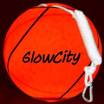 7. GlowCity LED Light Up Tetherball