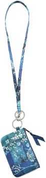7. Lam Gallery Fashion Lanyard Wallet ID Badge Holder