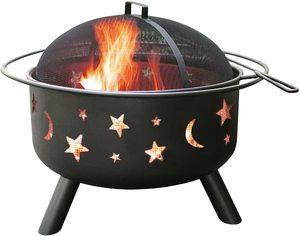 8. Landmann 28345 Big Sky Stars and Moons Firepit