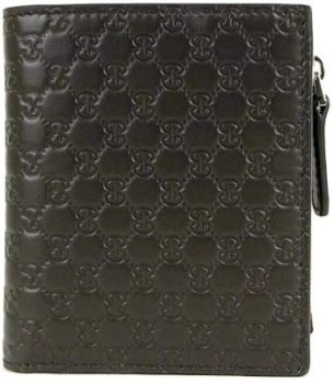 #8. Men's Guccissima Bi-fold Wallet 544475