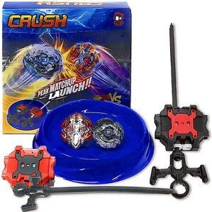 9. Crush Battling Burst Game Tops Starter Set