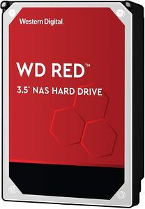 9. WD Red 4TB NAS Internal Hard Drive