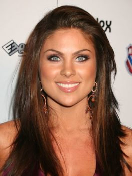 1. Nadia Bjorlin Most Beautiful Iranian Women Star