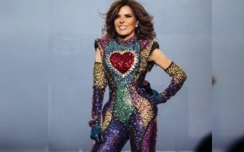 4. Gloria Trevi Most Beautiful Mexican Women Star