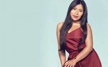 6. Yalitza Aparicio Most Beautiful Mexican Women Star