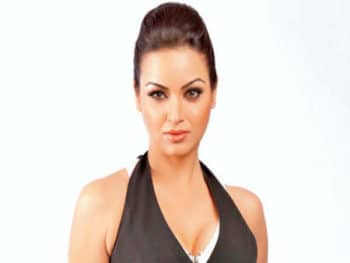 7. Maryam Zakaria Beautiful Persian Women Star