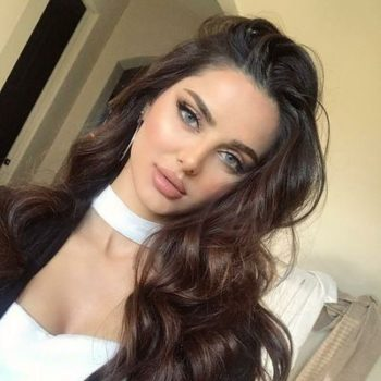 9. Mahlagha Jaberi Most Beautiful Persian Women