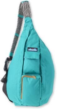#1 KAVU Original Rope Sling Bag Crossbody Backpack