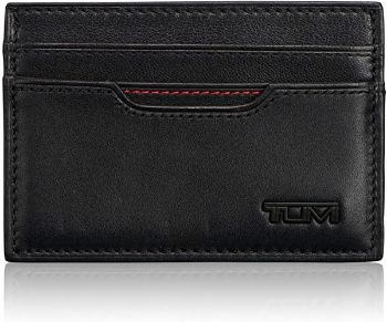 1. Tumi Mens Delta - Slim Card Case ID