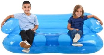 #10 Rhode Island Novelty 71 Inch Three Person Sofa Inflate