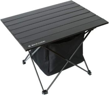 #10. Rock Cloud Portable Camping Table