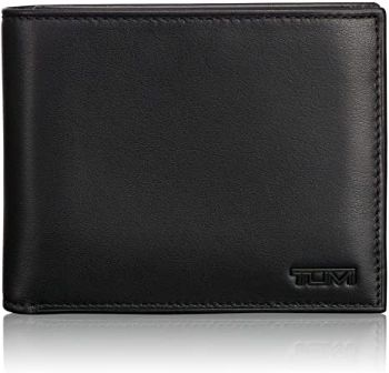 2. TUMI - Delta Global Removable Passcase Wallet