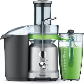 #3. Breville BJE430SIL Juice Extractor