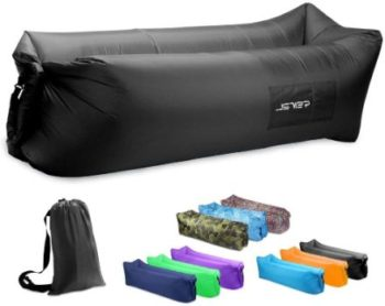 #4 JSVER Air Sofa, Inflatable Couch for Travelling
