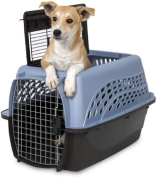 #4. Petmate 2-Door Top Load
