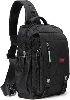 #5 Sling Bags Chest Shoulder Backpacks