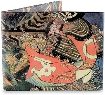 5. Tiger Warrior Mighty Wallet Tyvek Wallet