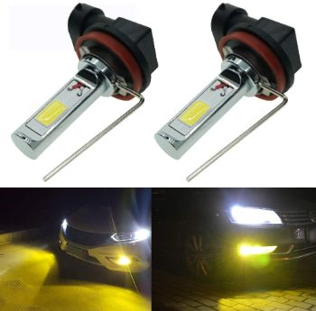 #6. Calais Extremely Bright 2000 lumens Fog lights