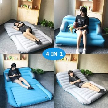 #7 QDH SUV Air 4 in 1 Car Inflatable Mattress