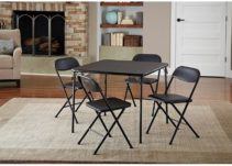 Top 10 Best Card Table and Chairs Of 2021 Reviews