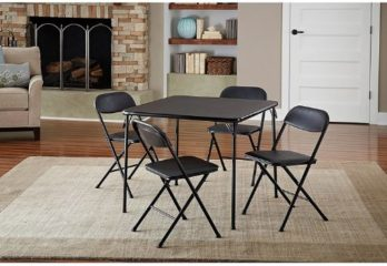 Top 10 Best Card Table and Chairs Of 2020 Reviews