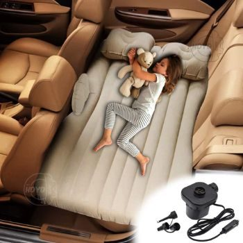 #9 How Do You Do Back Seat Inflatable Travel