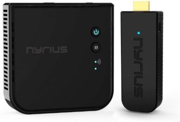 #9 Nyrius Aries Pro Wireless HDMI Transmitter HD 1080p 3D