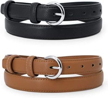 #9. WERFORU Women Waist Belt