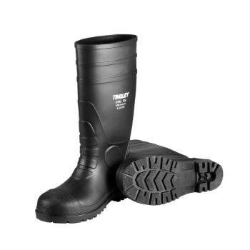 1. Tingley 31251.12 Pilot 15-in Cleated Steel Toe Knee Boot