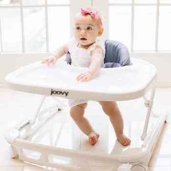 #10 Joovy Spoon Walker, Adjustable Baby Walker