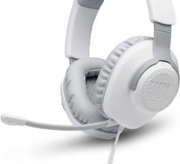 10. JBL Quantum 100 - Wired Over-Ear Gaming Headphones