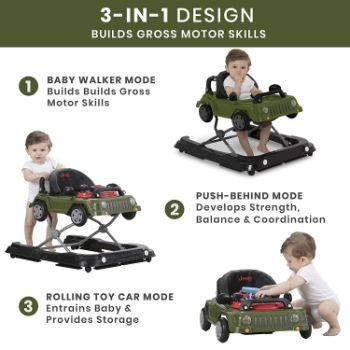 #2 Jeep Classic Wrangler 3-in-1 Grow