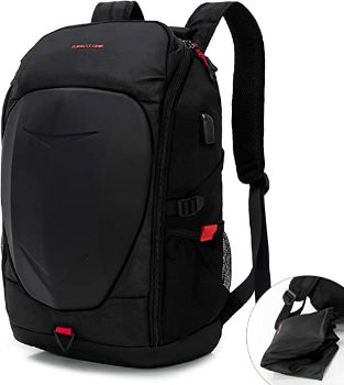 #2 KINGSLONG 17 Inch Outdoor Laptop Backpack