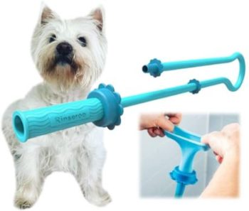 #2 Rinseroo Slip-on Dog Wash Hose Attachment