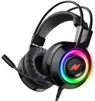 3. ABKONCORE CH60 Gaming Headset