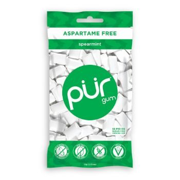 3. PUR 100% Xylitol Chewing Gum