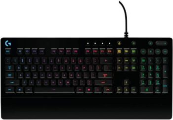 4. Logitech G213 Prodigy Gaming Keyboard