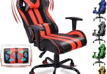 Top 10 Best Massage Gaming Chairs in 2021 Reviews