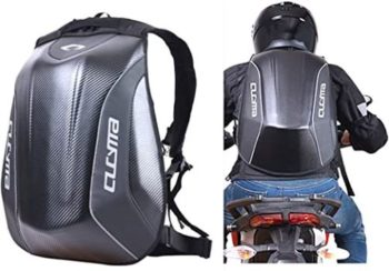 #7 CUCYMA Motorcycle Backpack Motorsports Track Riding Back Pack
